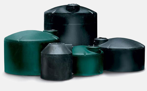 peabody engineering Plastic potable Water Storage Tanks