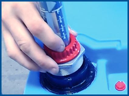Level Gauge Manual Float Type