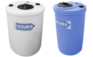 Gemini Cylindrical Tanks Assorted Sizes