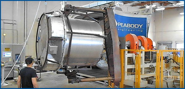 Essential Critical Infrastructure Manufacturer - Roto Molding Peabody Tanks