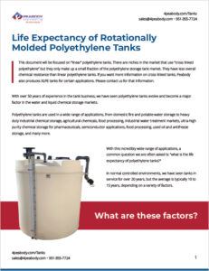 Life Expectancy of Rotational White Paper Thumb
